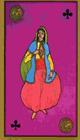 signification-tarot-persan-carte-reine-écu