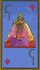 signification-tarot-persan-carte-reine-faucille