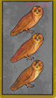 signification-tarot-persan-carte-trois-chouette